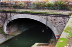 Canal St Martin - Le tunel
